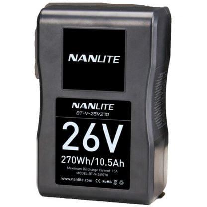Nanlite Baterry V Mount 26V 230WH mini
