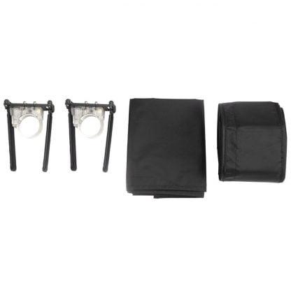 Nanlite klapky a vostina pre Pavotube 30C mini