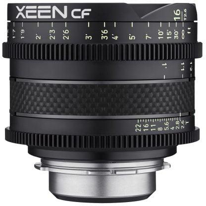 xeen CF 16 mm mini