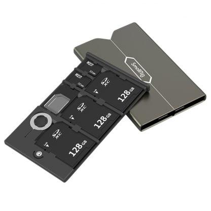 Smallrig 2832 puzdro na pamatove karty mini