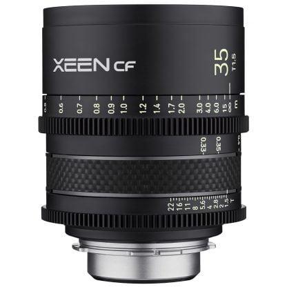 Xeen CF 35 mm mini